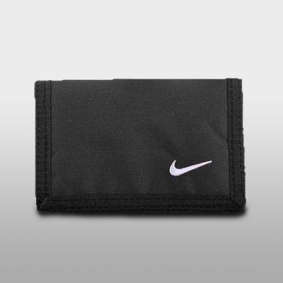 Portofel negru Nike Basic Wallet Unisex adulti