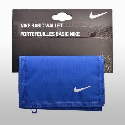 Portofel albastru Nike Basic Unisex