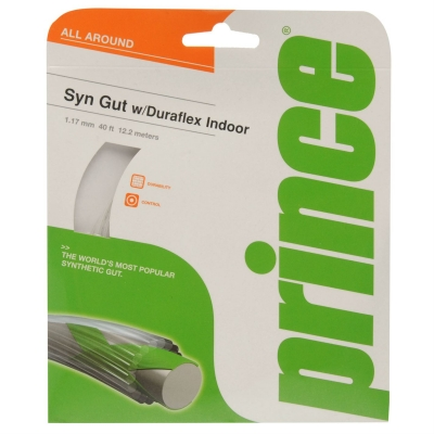 Prince Duraflex Synthetic Gut Squash String