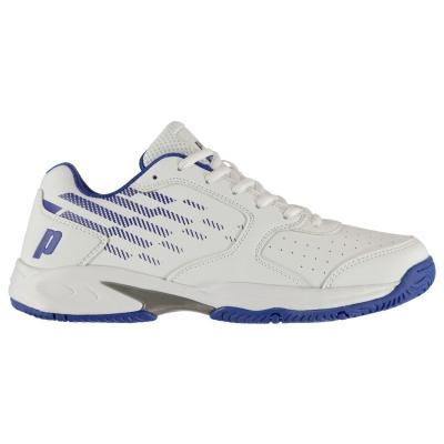 Adidasi de Tenis Prince Reflex pentru Barbati alb albastru