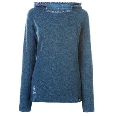Pulover Chillaz Bergamo pentru Femei inchis albastru