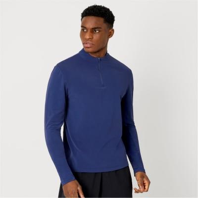 Bluza cu fermoar Everlast Greatness bleumarin