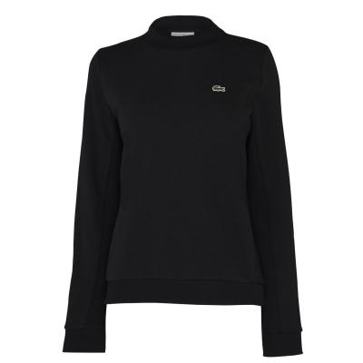 Bluza de trening Lacoste Logo negru
