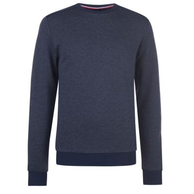 Bluza de trening Tommy Bodywear Track cu Maneca Lunga bleumarin blazer