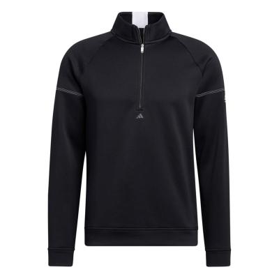 Pulovere adidas EQT fermoar pentru Barbati negru