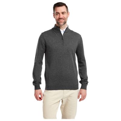 Pulovere Footjoy fermoar tricot pentru Barbati gri carbune