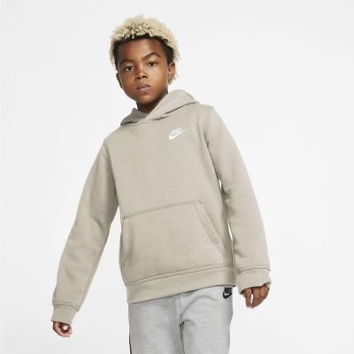 Pulovere Hanorac Nike Sportswear Club pentru baietei deschis bej