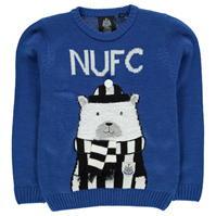 Pulovere Team Newcastle United Craciun pentru baietei