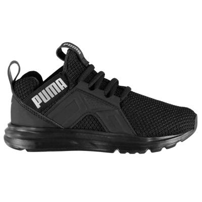 Adidasi sport Puma Enzo Weave baieti