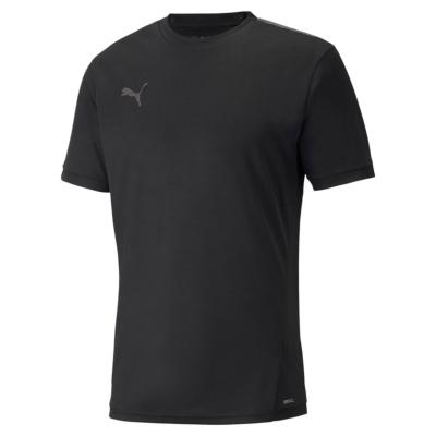 Puma Individual Warm Jersey pentru Barbati negru