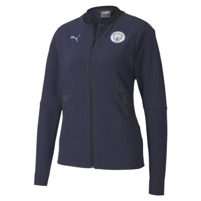 Puma MCFC Casual Jkt femei albastru