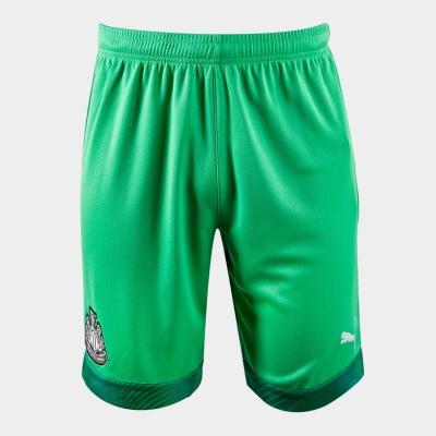 Pantaloni scurti Puma Newcastle United Acasa Portar pentru Barbati bright verde