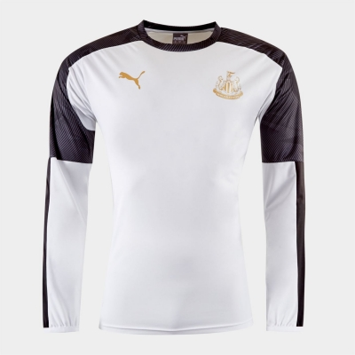 Puma Newcastle United Shirt Juniors alb