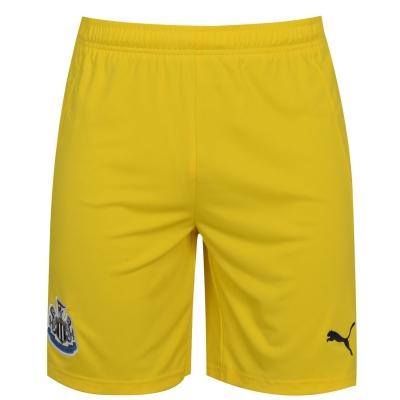 Puma Nufc Goal Keeper Short verde galben
