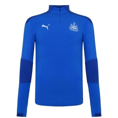 Puma Nufc quarter cu fermoar Academy Top albastru