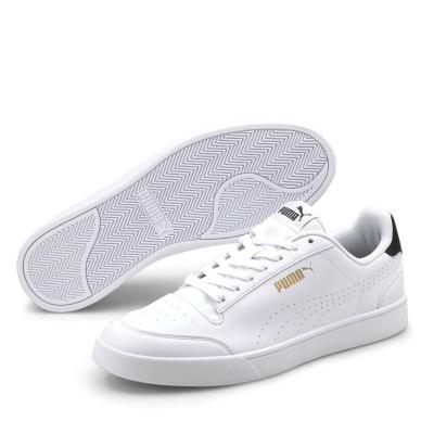 Puma Shuffle Perf Sn14 alb negru