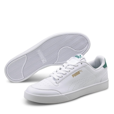 Puma Shuffle Perf Sn14 alb verde