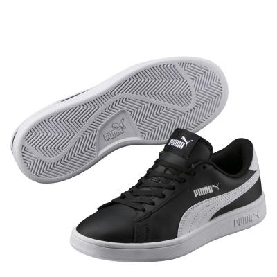 Puma Smash V2 Trnr Jn99 negru alb