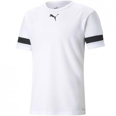 Puma TeamRISE Jersey alb 704932 04 pentru Barbati