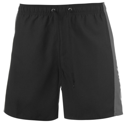 Pantaloni scurti Quiksilver Watermark Board pentru Barbati negru