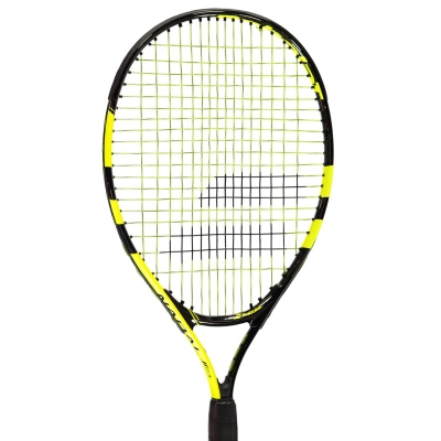 Rachete tenis Babolat Nadal pentru copii negru galben