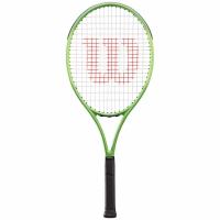 Rachete tenis Wilson Blade Feel 26 RKT 26 verde WR027010U pentru copii
