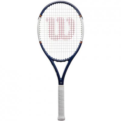 Rachete tenis Wilson Roland Garros Equipe HP RKT 3 alb And bleumarin WR030410U3
