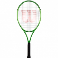 Rachete tenis zgura Wilson Blade Feel 25 RKT 25 verde WR027110U pentru copii