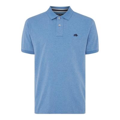 Tricouri polo Raging Bull Signature Jersey albastru