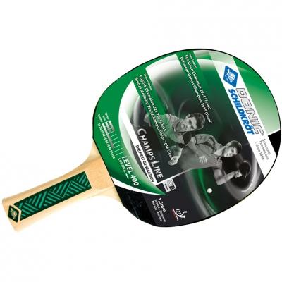 Paleta ping pong DONIC CHAMPS LINE 400 705142 Schildkrot