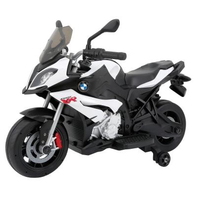 Rastar BMW Motorcycle 6V Ride on Bike alb
