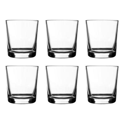 Ravenhead 6 . Juice Tumblers transparent