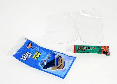 Kit de reparatie PVC BACKS