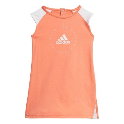 Rochie adidas Favourites antrenament Workout pentru fete semi coral