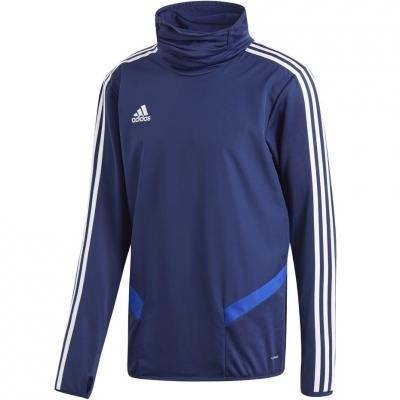 Rochie barbati Adidas Tiro 19 Warm Top bleumarin DT5791 teamwear adidas teamwear
