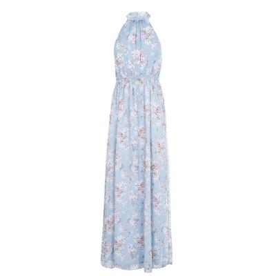 Rochie Vila Floral Maxi ashley albastru
