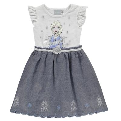 Rochie Woven pentru fete pentru Bebelusi cu personaje