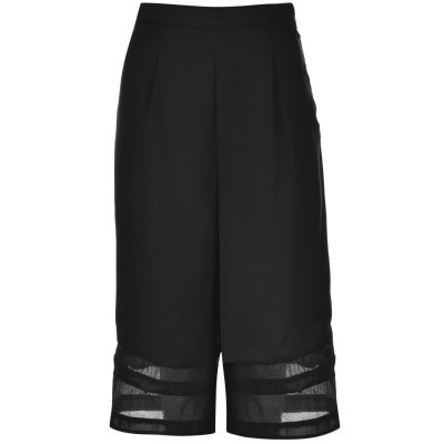 Rock and Rags Mesh Culottes