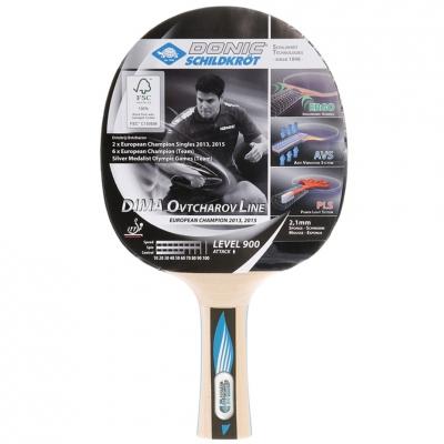 Paleta ping pong DONIC OVTCHAROV 900 754415 Schildkrot
