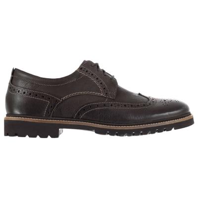 Pantofi Rockport Marshel pentru Barbati inchis bitter