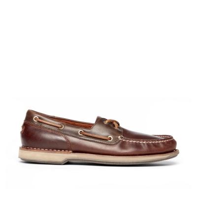 Pantofi barca Rockport Perth maro