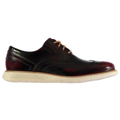 Rockport Rockport Wingtip Shoes pentru Barbati negru rosu