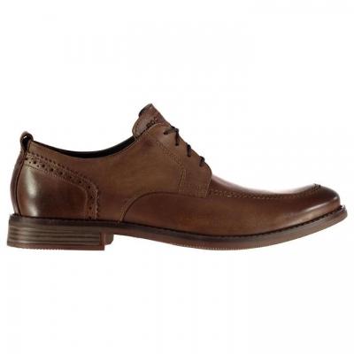 Pantofi Rockport Wynstin Toe Smart pentru Barbati maro