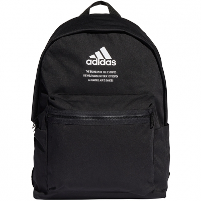 Rucsac Adidas clasic Fabric negru GU0877