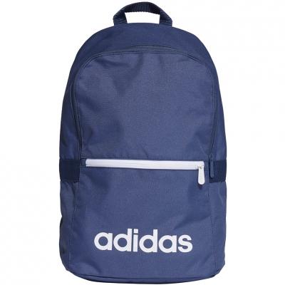 Rucsac Adidas Linear clasic Daily Deep albastru FP8097