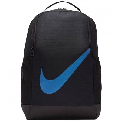 Rucsac Nike Brasilia Printed negru BA6029 011 pentru copii