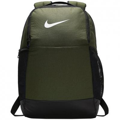 Rucsac Nike Brasilla M - 9.0 (24L) verde BA5954 325
