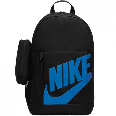 Rucsac Nike Elemental negru And bleumarin BA6030 016 pentru copii