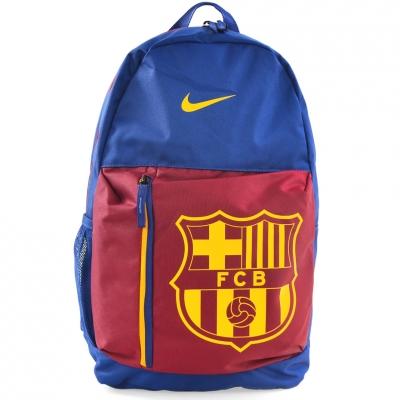 Rucsac Nike Stadium FCB BKPK albastru BA5524 455 pentru copii
