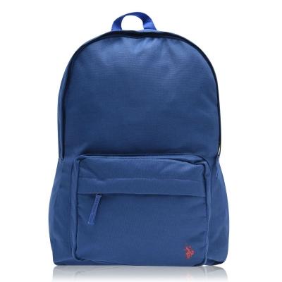 Rucsac US Polo Assn Core albastru